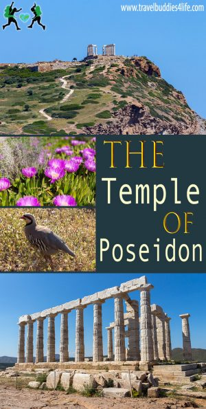 The Temple of Poseidon Pinterest