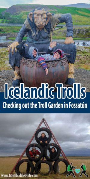 Troll Gardens in Iceland Pinterest
