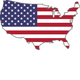 USA Country Flags