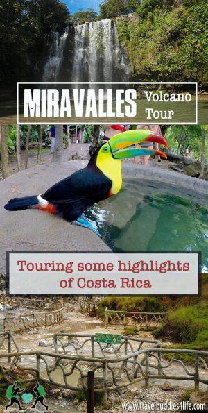 Volcano Tour in Costa Rica Pinterest