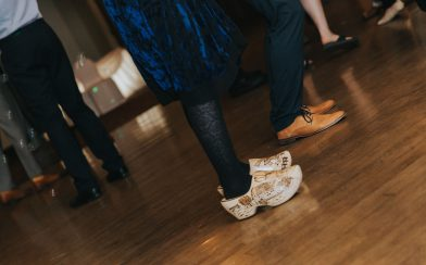 Wedding Clogs