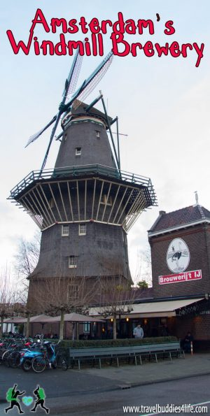 Windmill Brewery in Amsterdam Pinterest