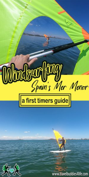 Windsurfing Mer Menor in Spain Pinterest